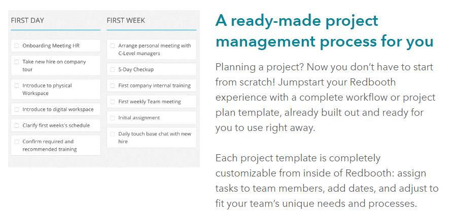 Redbooth Online Task Management Tool