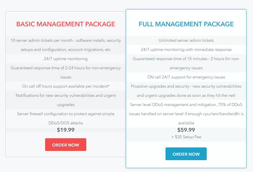 KODDOS Server Management Service