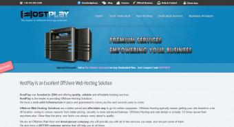 HostPlay.com Review