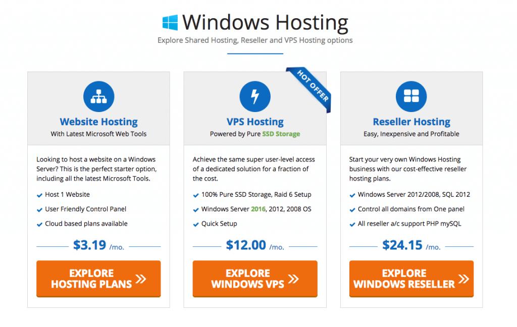 AccuWebHosting Windows Hosting