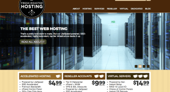 Fresh Roasted Hosting Review