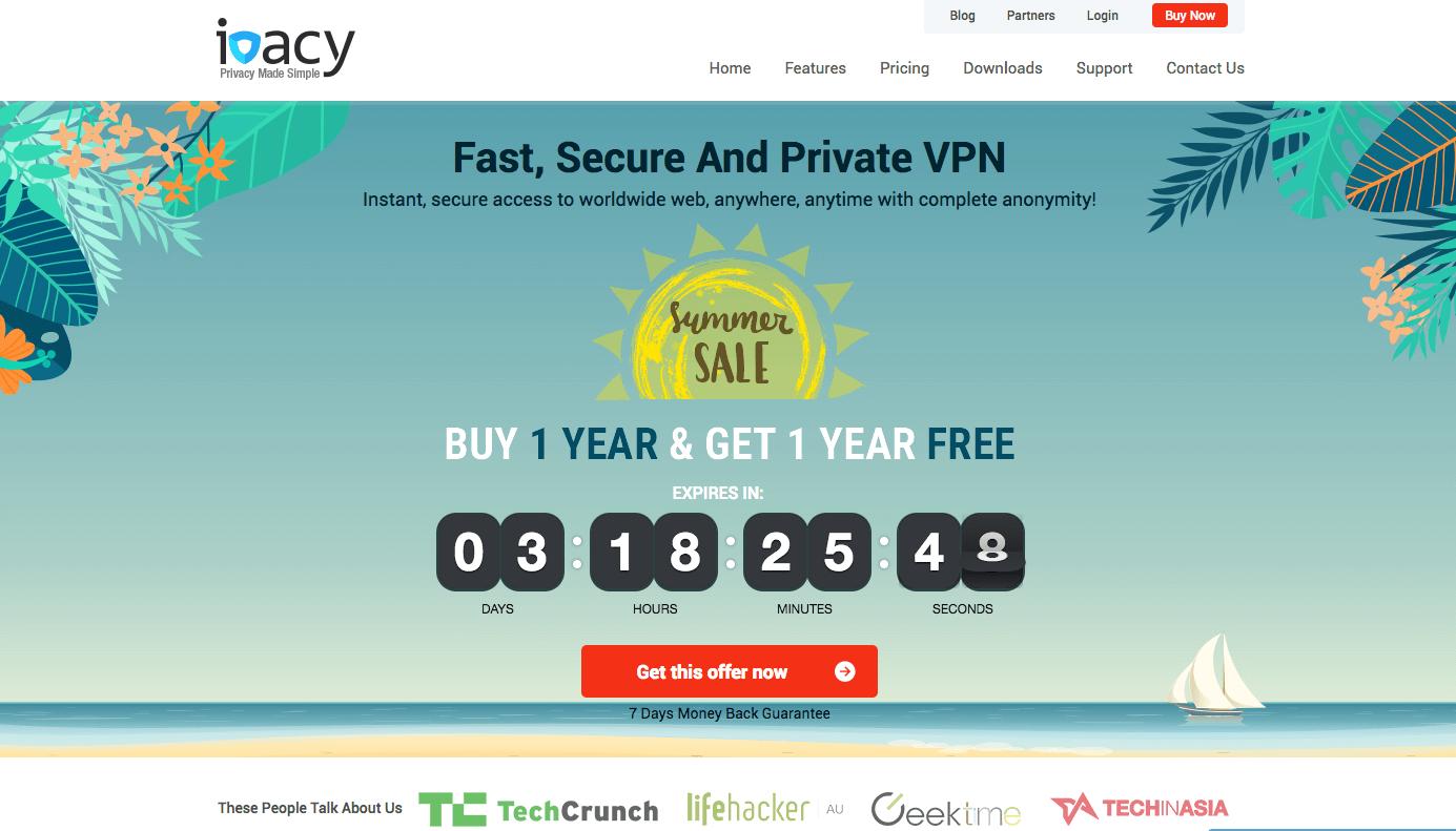 Ivacy vpn scam
