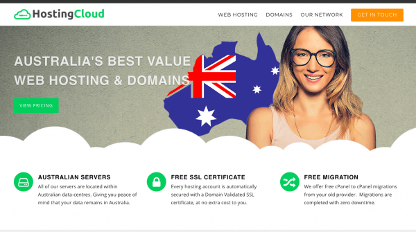 HostingCloud Review