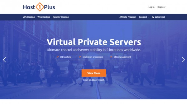 Host1Plus Review 2016