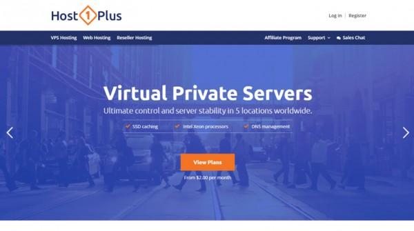 Host1Plus Review 2016