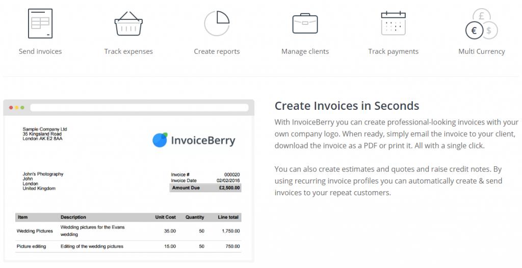 Online Invoice Genrator