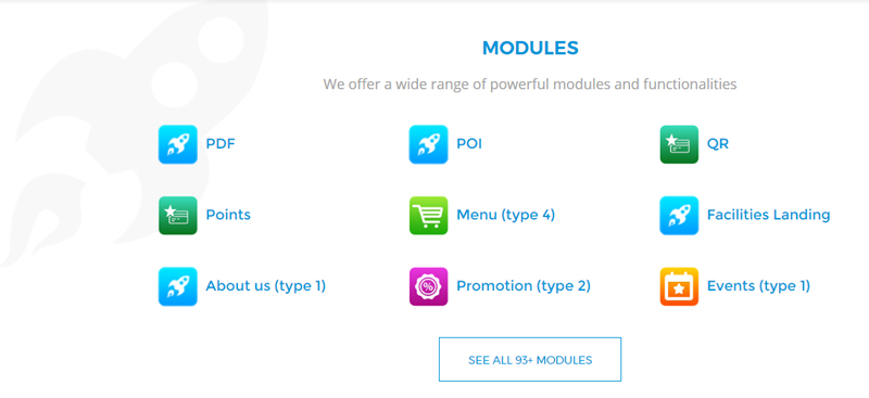 CloudFaces Custom Modules