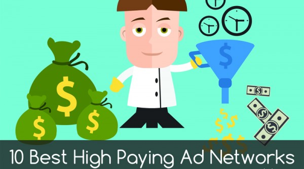 Best High Paying CPC and CPM AD Networks