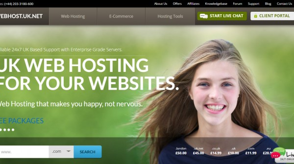 WebHost.UK.Net Review