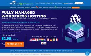AccuWebHosting WordPress Hosting