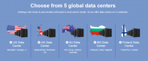 Duty Free Hosting Data Centers