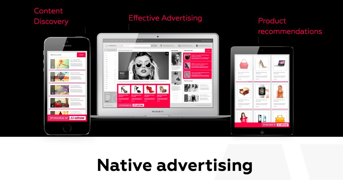 AdNow Ad Types