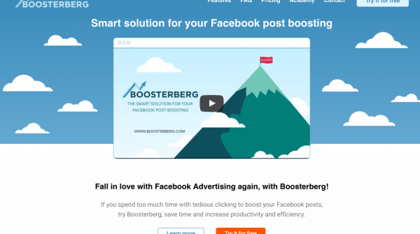 Boosterberg Review