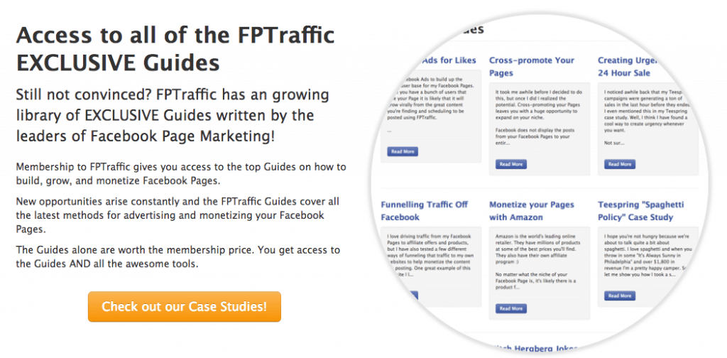 FPTraffic Review - Grow Your Facebook Page & Monetize with