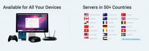 Ivacy VPN Servers