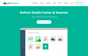 Ether Mailer Review