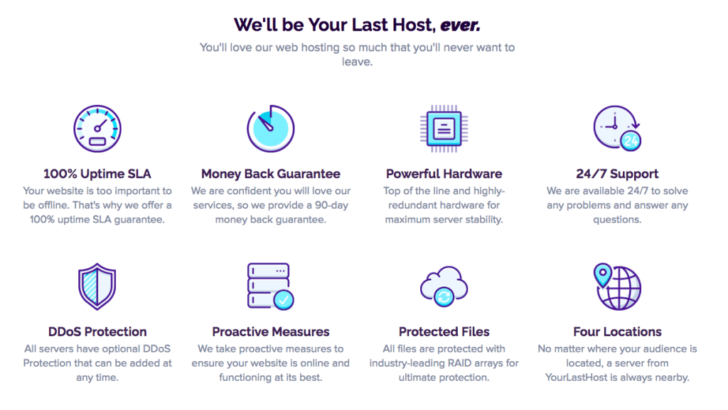 YourLastHost Features (Review)