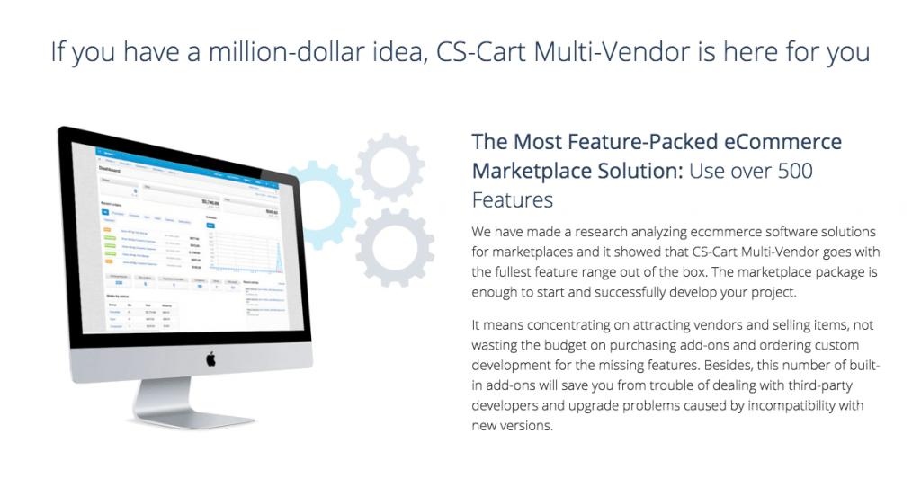 Cs-Cart Multi-Vendor Platform