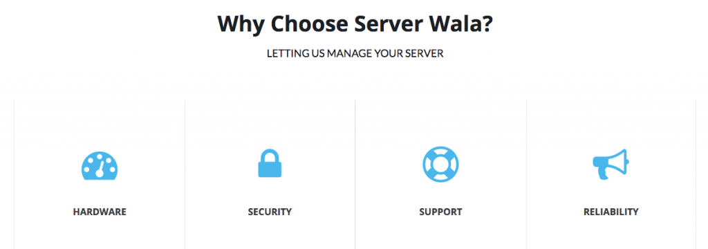 Why Choose Server Wala