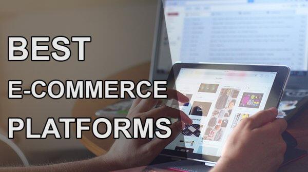 top 5 ecommerce platforms for multi-vendor platform