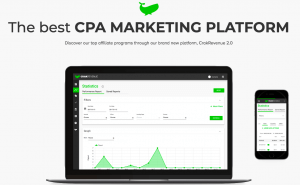 CrakRevenue - CPA Marketing Platform