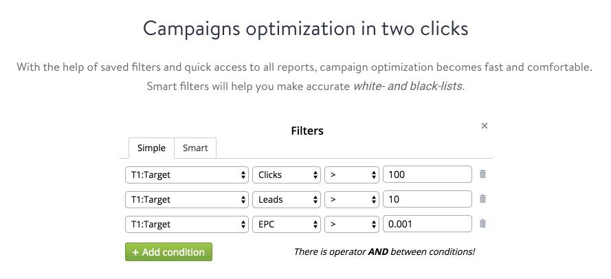 Binom Campaign Optimization