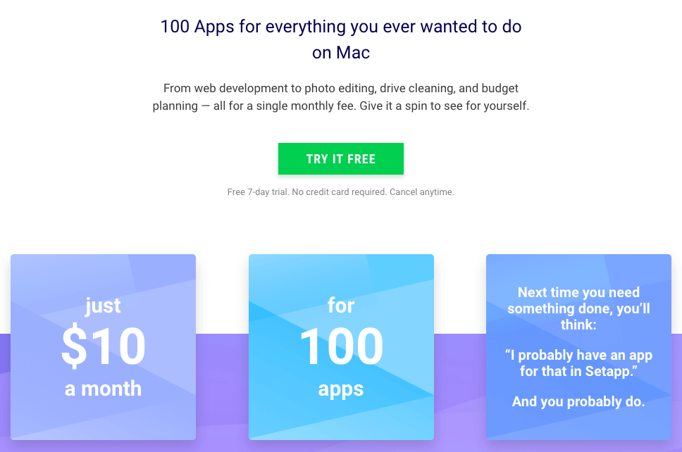 Setapp Apps (Reviews)