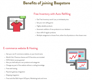 BaapStore Features (Review)