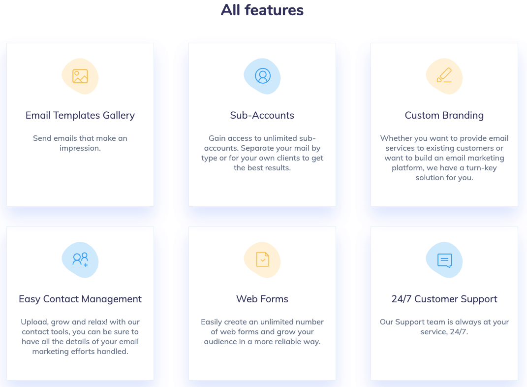 Elastic Email Features (Review)