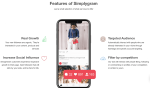 SimplyGram Features (Detailed Review)