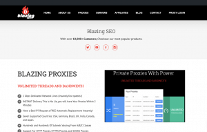 Blazing SEO Review