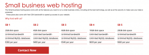 CPK small business web hosting